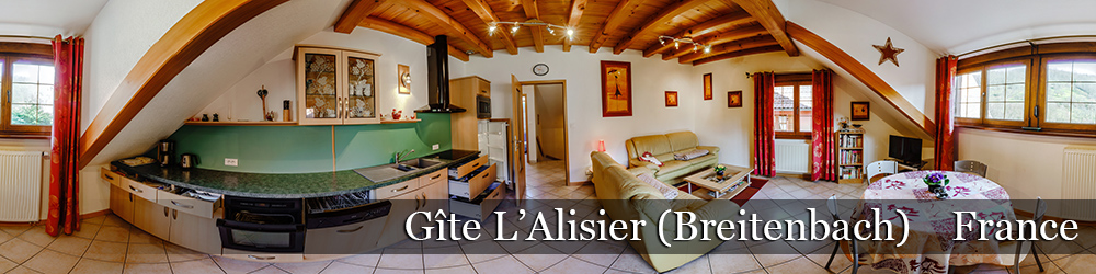 Gite Suppendorf Alisier