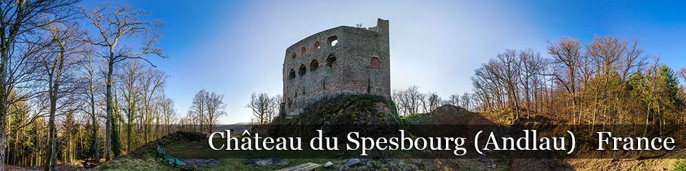 Chateau Spesbourg, Spesbourg Castle