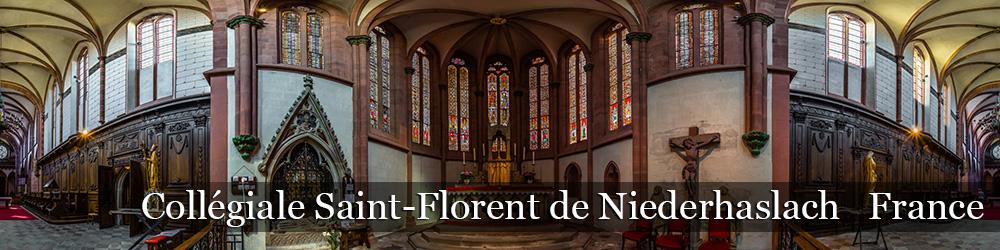 Eglise Saint-Florent de Niederhaslach