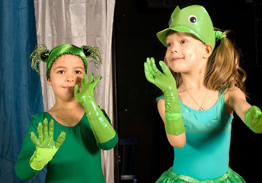 Костюм лягушки своими руками фото