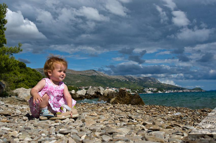 Отдых в хорватии с детьми где