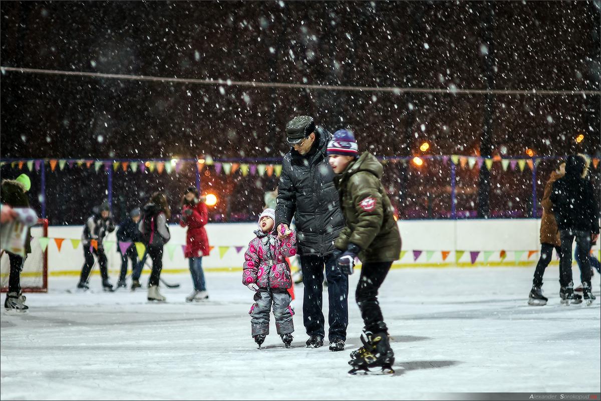 Этой зимой москвичей ждет насыщенная программа зимнего отдыха, Москва