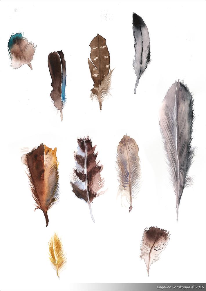 Детское творчество - октябрь 2016